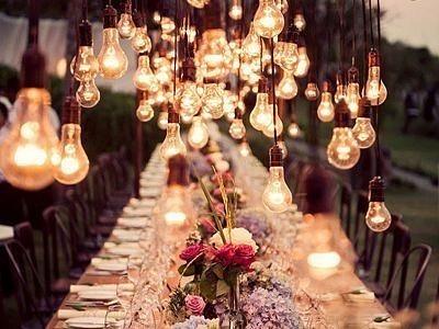 Quando se trata de iluminação de eventos ao ar livre, o importante é mostrar ...