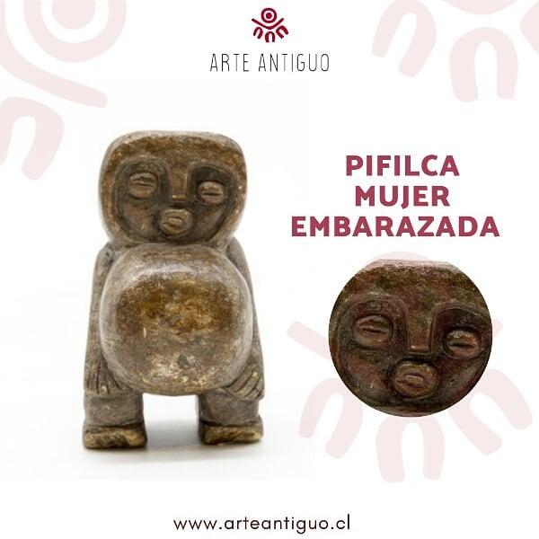 A Pifilca é um instrumento musical de sopro típico do povo mapuche que ...