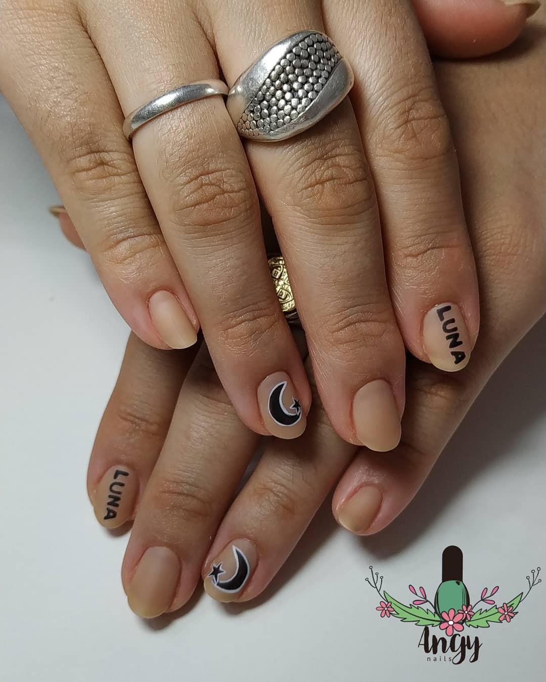 Manicure Russa + Esmalte Semi-Permanente para deslocamentos @aceroaceroluna e consulta ...
