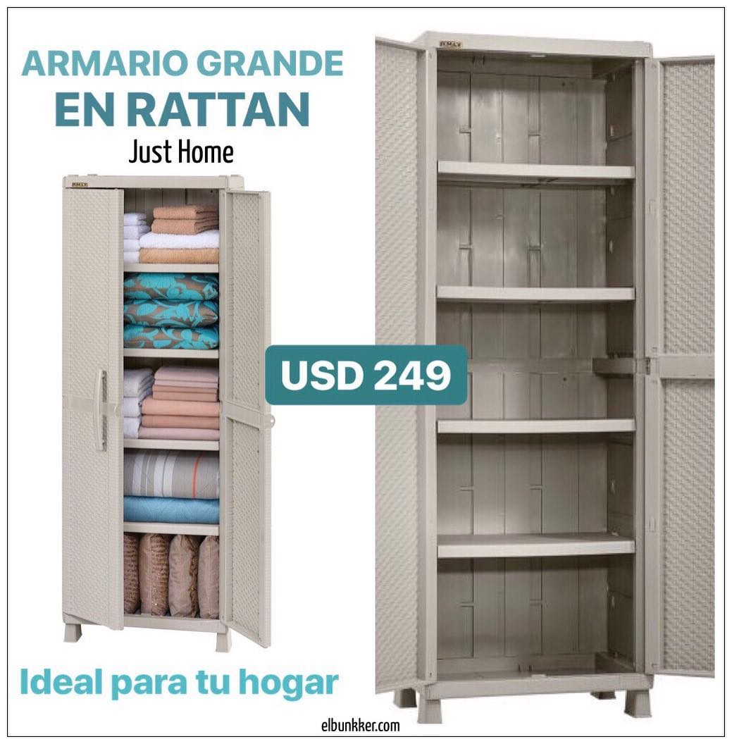 Grande armário em vime! Ideal para sua casa USD 249  #home # decoração # placas ...