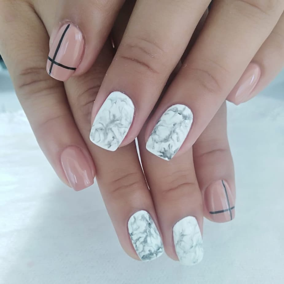 Agenda que você menciona Esmaltado semipermanente da Guapa Nails Makeup #guapapiedecuest ...