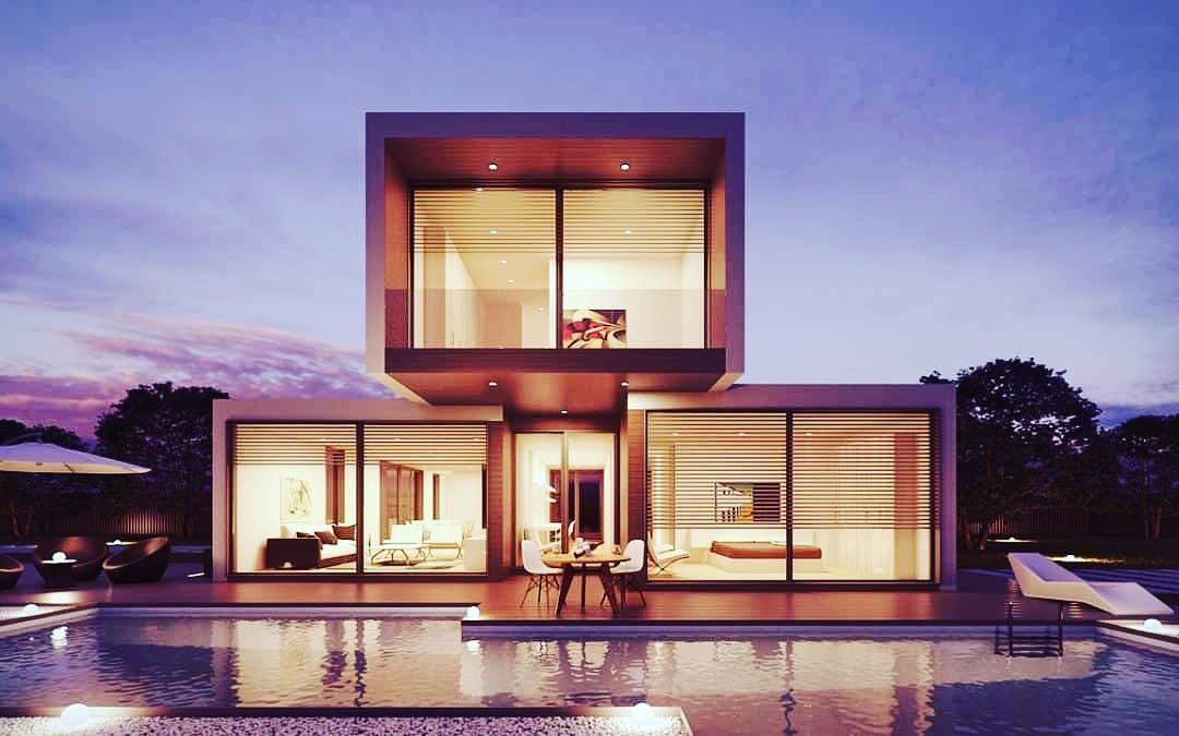 Descobrimos as chaves do design de interiores minimalista e os estilos mais usados ...