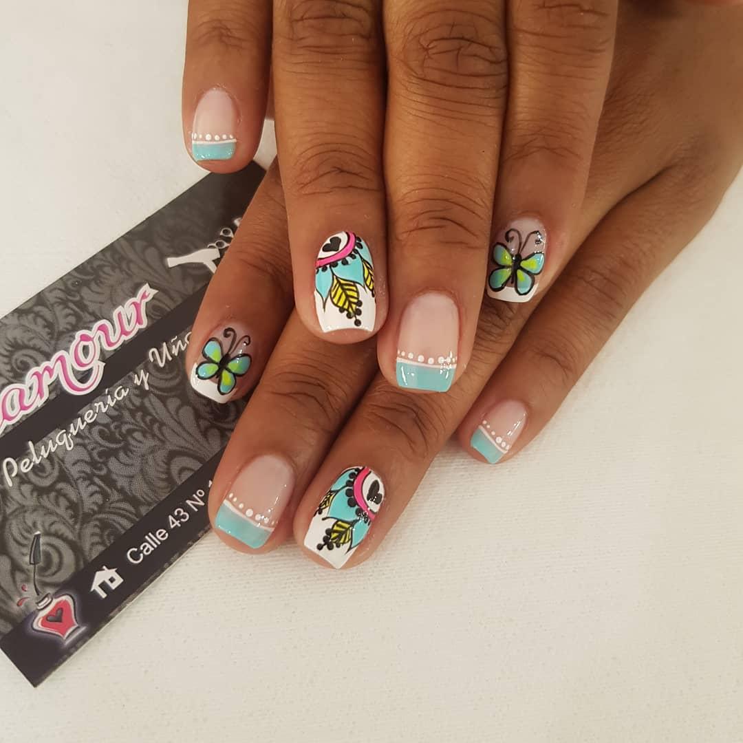 Esmalte tradicional #amoloquehago # unhas # manicure # pedicure # unhas de um dia ...