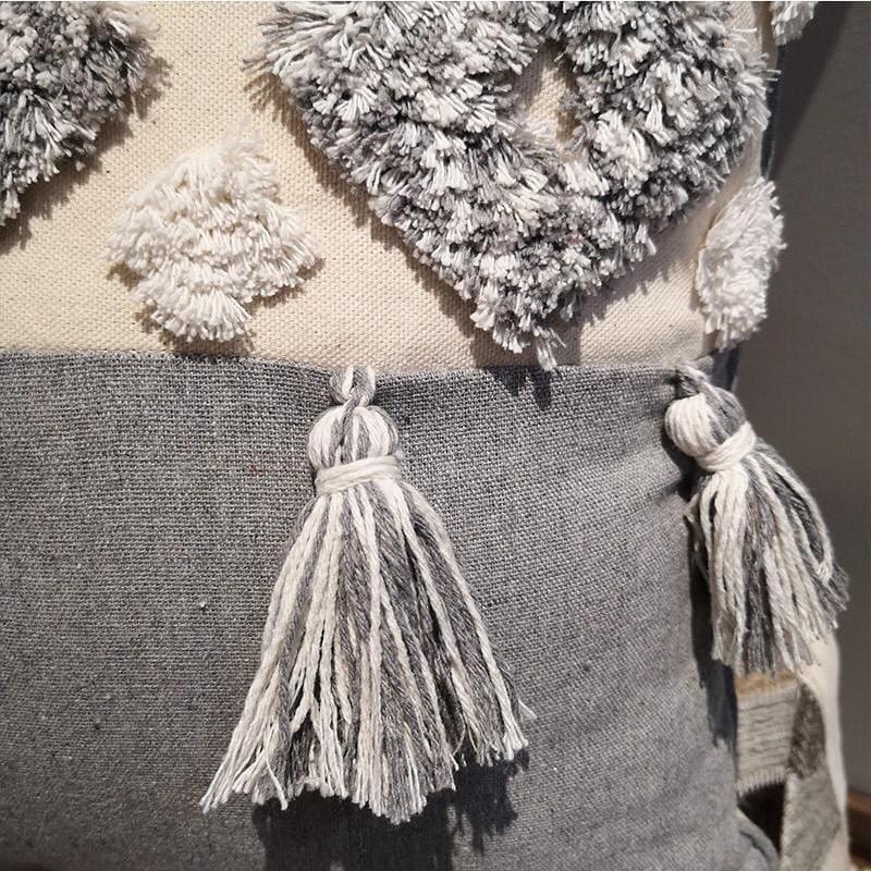 Almofadas decorativas do boho étnico marroquino 45cm x 45cm e 30cm x 50cm F ...